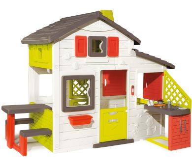 Domeček Friends House s kuchyní + DOPRAVA ZDARMA