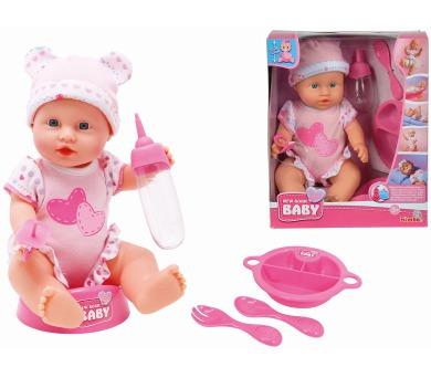 NBB Panenka Baby Care 30 cm + DOPRAVA ZDARMA