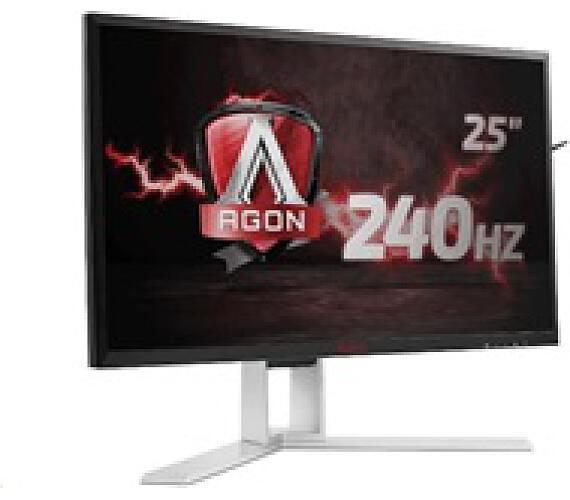 "AOC MT LCD WLED 24,5"" AG251FZ - herni"
