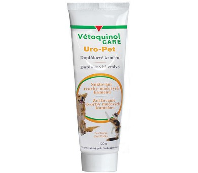 Uro-Pet gel 120 g