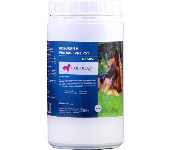 Roboran H pro psy barevné plv 400 g