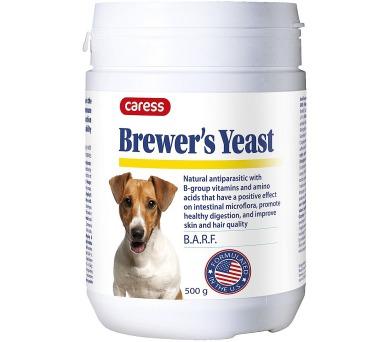 Caress Brewer's Yeast Kvasnice plv 500 g