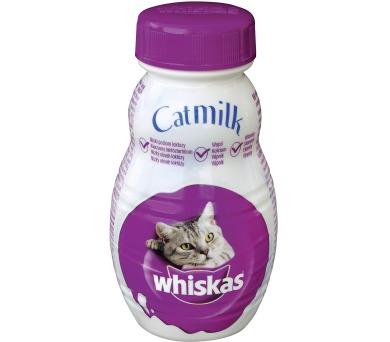 Whiskas mléko 200 ml