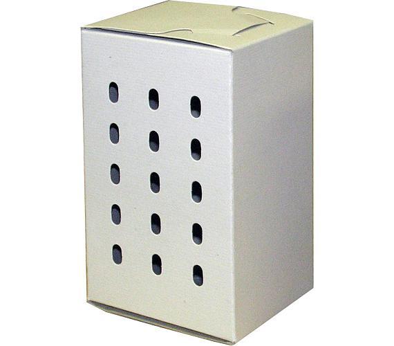 Transp. Krabička menší bílá 14 x 8,5 x 8 cm