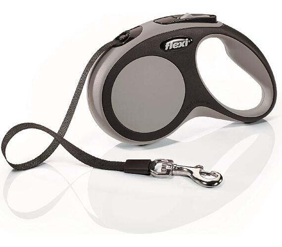 Flexi New Comfort S pásek 5 m šedé 15 kg