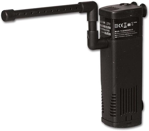 Filtr vnitřní HL-BT 200 s provzduš. Hailea