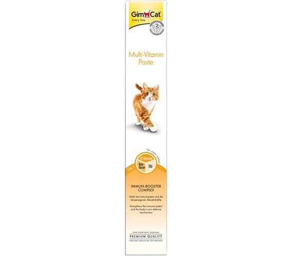 Gimcat Multivitamin Plus pasta TGOS - kočka 100 g