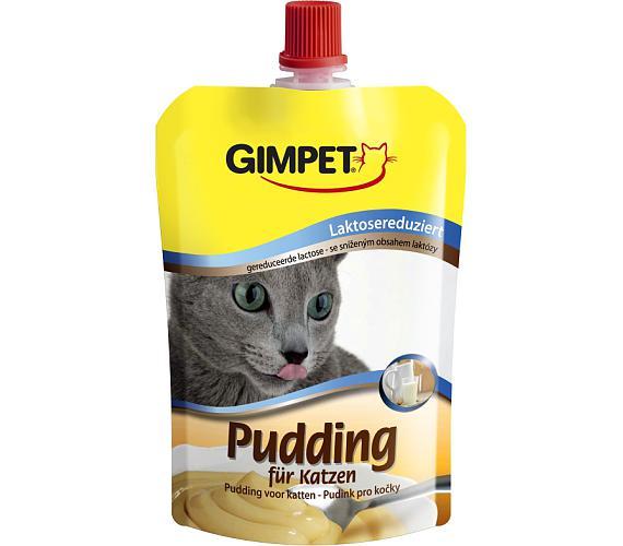 Gimcat Pudink - vanilkový 150 g