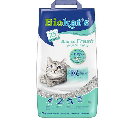 Gimpet - Biokat's Bianco Fresh 5 kg