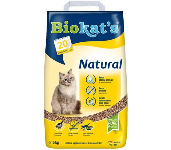 Gimpet - Biokat's Natural Classic 5 kg