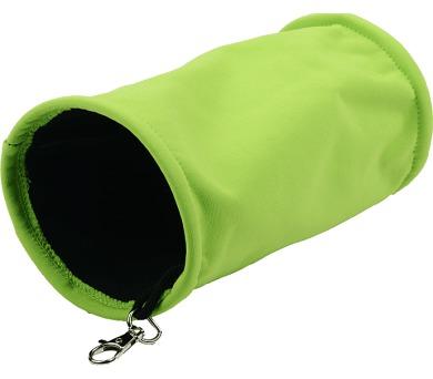 Tunel fretka softshell závěs Elsa zelený průměr 15 cm