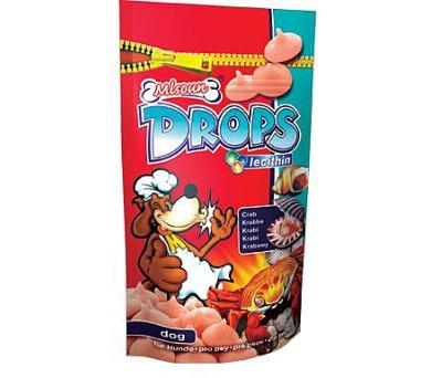 Mlsoun dog Drops - krab 75 g