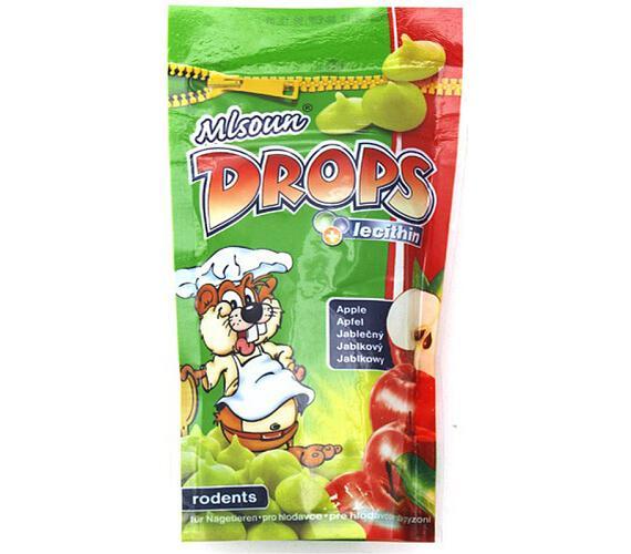 Mlsoun hlod. Drops - jablko 75 g