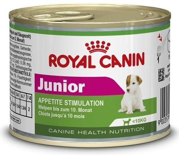 Royal Canin - Canine konz. Mini Junior 195 g