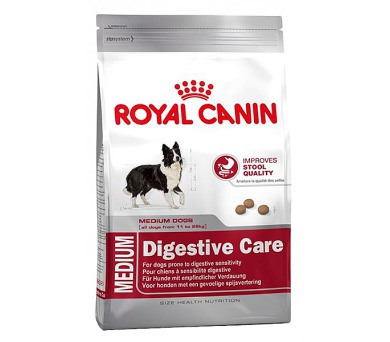 Royal Canin - Canine Medium Digestive 15 kg