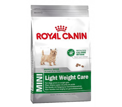 Royal Canin - Canine Mini Light Weight 800 g