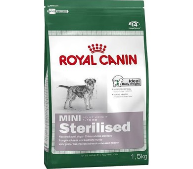 Royal Canin - Canine Mini Sterilised 2 kg