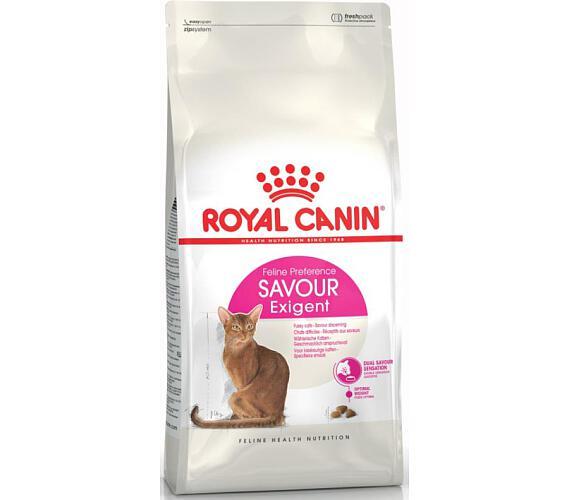 Royal Canin - Feline Exigent 35/30 Savour 4 kg + DOPRAVA ZDARMA