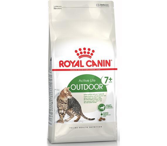 Royal Canin - Feline Outdoor +7 400 g