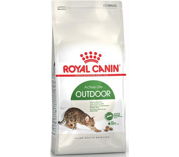 Royal Canin - Feline Outdoor 400 g
