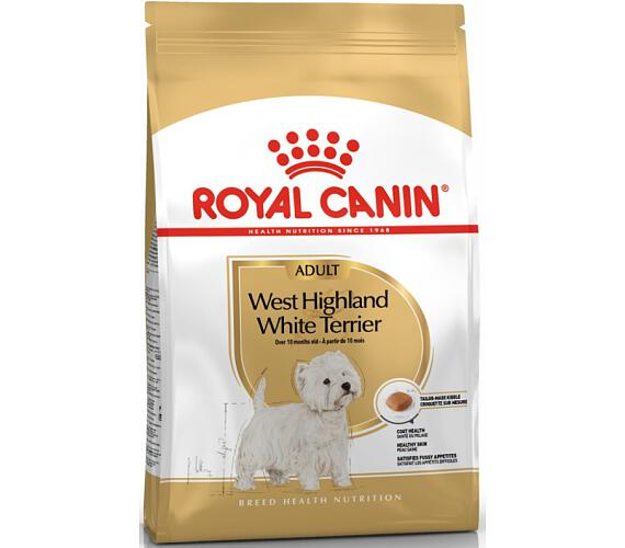 Royal Canin BREED West High White Terrier 500 g