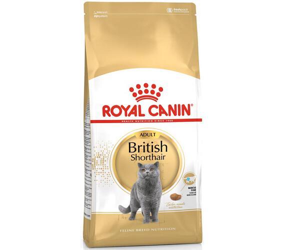Royal Canin Feline BREED British Shorthair 2 kg