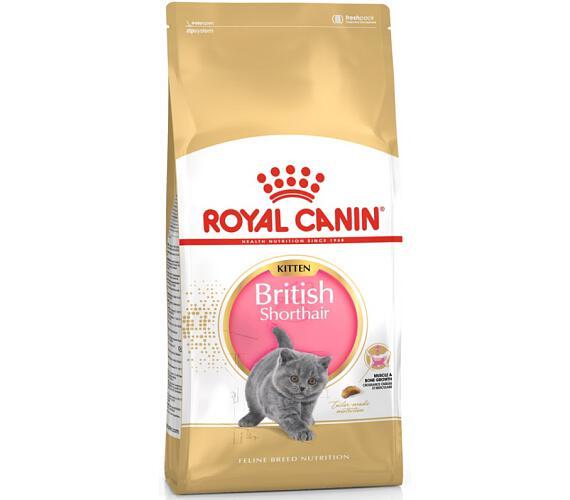 Royal Canin Feline BREED Kitten Br. Shorthair 400 g