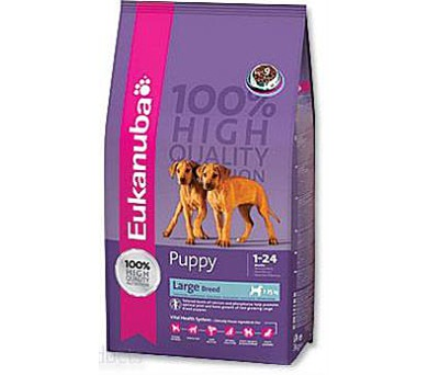Eukanuba Puppy Large Breed 3 kg