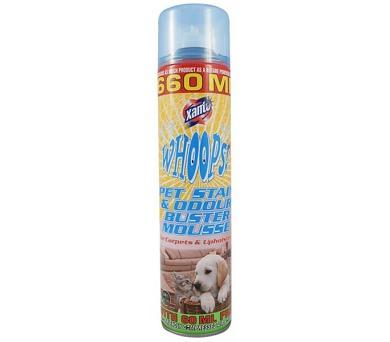Spray Xanto čistící pěna na skvrny 660 ml