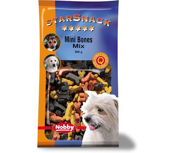Nobby pamlsek - StarSnack Mini Bones Mix 200 g