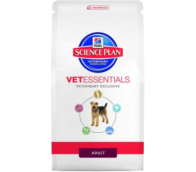 Hill's Canine Adult VetEssentials 10 kg