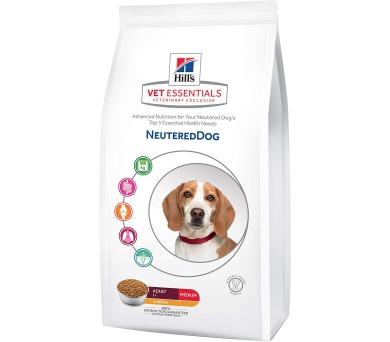 Hill's Canine Adult Neutered Medium VetEssentials 10 kg