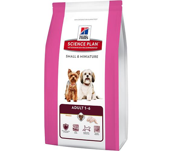 Hill's Canine Small & Miniature Adult 6,5 kg