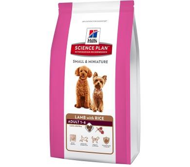 Hill's Canine Adult Small&Mini Lamb+Rice 300 g