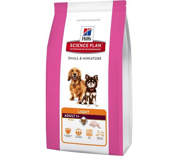 Hill's Canine Adult Small&Mini Light 1,4 kg