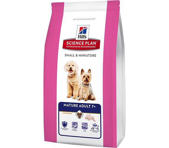 Hill's Canine Adult Small&Mini Mature 1,5 kg