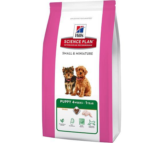 Hill's Canine Puppy Small&Mini 1,5 kg