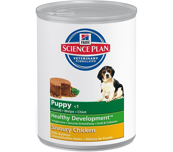 Hill's Canine konz. Puppy 370 g