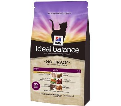 Hill's Feline IB Adult Chicken&Potato No Grain 300 g
