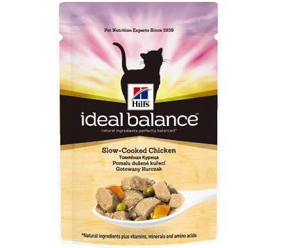 Hill's Feline IB kaps. Adult Chicken&Vegetable 85 g