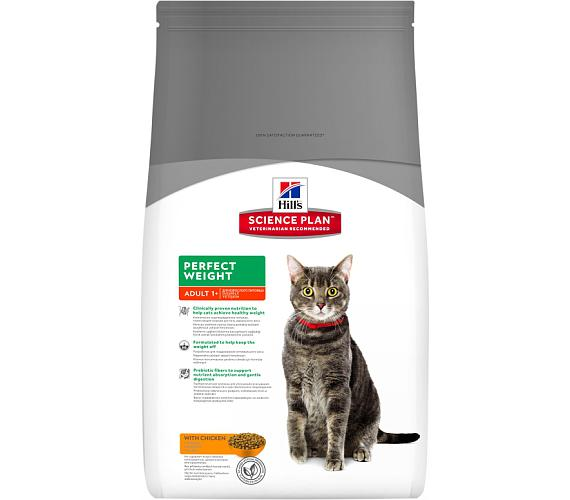Hill's Feline Adult Perfect Weight 3 kg