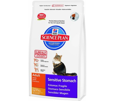 Hill's Feline Adult Sensitive Stomach 1,5 kg