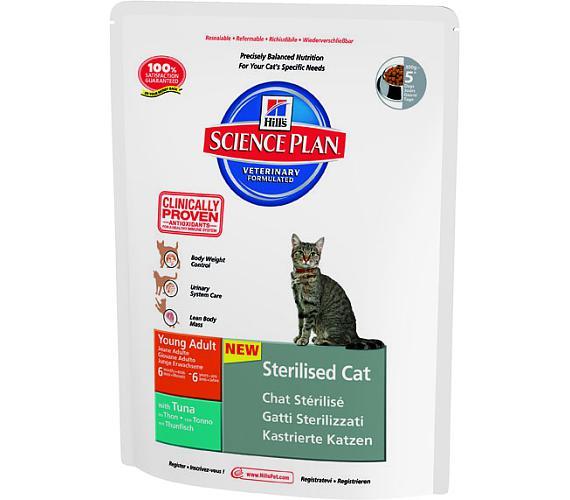 Hill's Feline Sterilised Tuna 1,5 kg