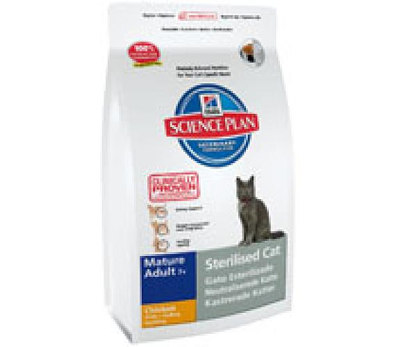 Hill's Feline Sterilised MA7+ 1,5 kg