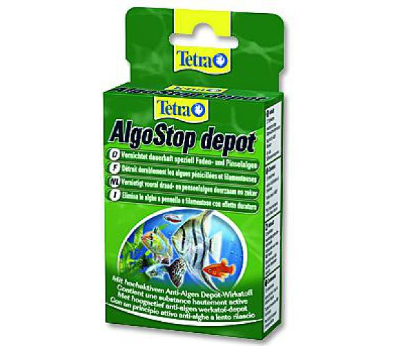 Tetra - Algo Stop Depot 12 tbl.