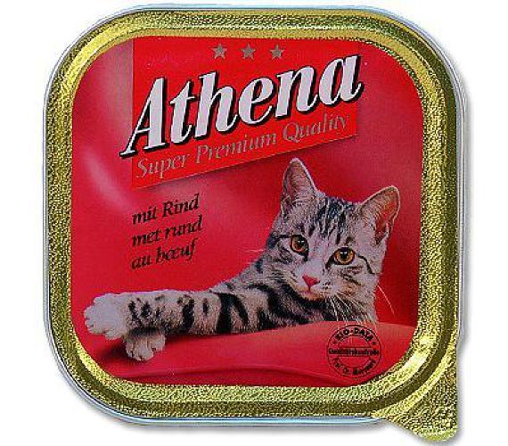 Athena cat van. paštika - hovězí maso 100 g