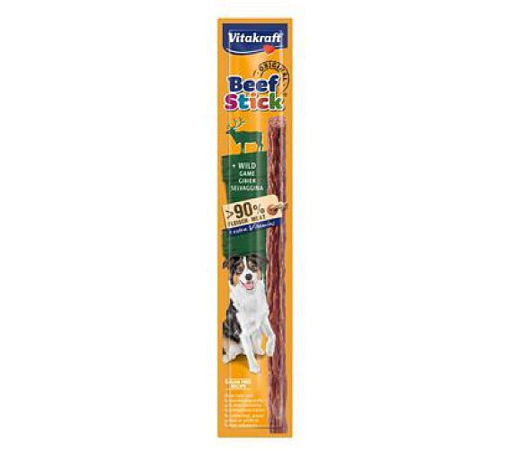 Vitakraft Beef Stick dog Wild - divočina 1 ks