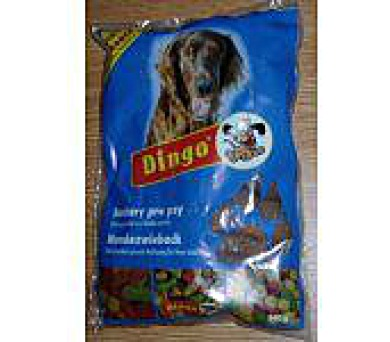 Dingo suchary Standard přírodní 500 g