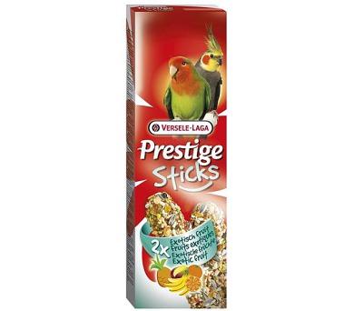 VL Prestige tyč stř. papoušek - exotické ovoce 2 ks