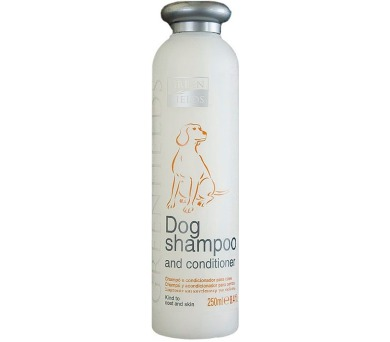 Greenfields šampon a kondicioner dog 250 ml